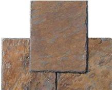 Rusty Roof Slate, Brown Slate Roof Tiles