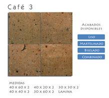 Brown Cantera - Cafe Alhambra Cantera Tiles