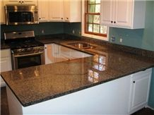 Tropic Brown Honey Granite Countertop