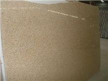 G682 Granite/ China Rusty Yellow Granite Slab and Tiles