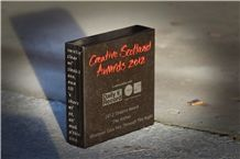 Caithness Stone Creative Scotland Award, Ploughing Trophie, Boxes