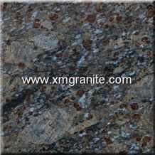 Butterfly Blue Granite Slab Flooring Granite