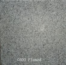 G603 Flamed Wall Covering Tiles