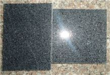 G654 Granite Slabs & Tiles, China Black Granite