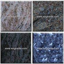 Natural Blue Granite Slab&Tile,Cut-To-Size
