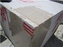 China Kashmir White Granite Blocks