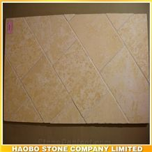 Chinese Factory Direct New Germany Jura Beige Limestone Flooring Tiles, Wall Coverings, Popular Material for European Market