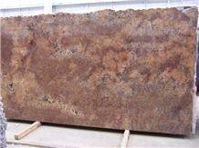 Bordeaux Red Granite Tiles & Slab