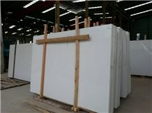 Engineered Pure White Artificial Marble