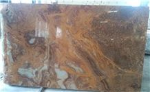 Laminated Tranlusent Tiger Onyx (Red Onyx) 8mm Thickness