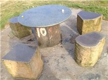 Grey Basalt Tables