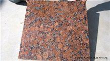Baltic Red Granite Slabs & Tiles, India Red Granite