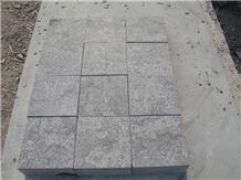 Flamed Bluestone Tiles, China Blue Stone