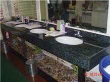 Green Jade Granite Bath Tops
