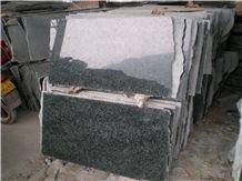 Green Jade Granite Tiles & Slab