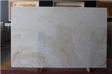 Classic Onyx Slabs & Tiles, China White Onyx