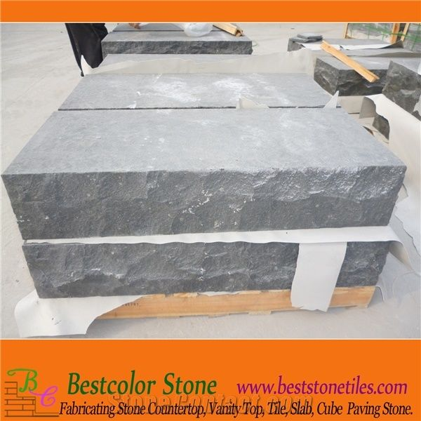 Black Basalt Paving Stone from China-280128 - StoneContact