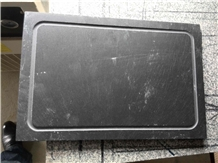 Black Slate Disk,Black Slate Plates