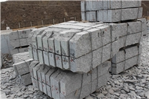 G341 Grey Granite Curbstone