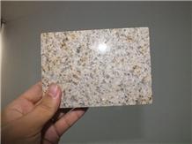 G350 Yellow Granite Slab Tiles, Rusty Granite Slab