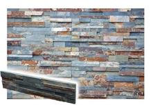Multicolor Culture Slate, Stack Stone Slate Veneer
