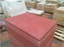 Red Sandstone Slab, Red Sandstone Tiles