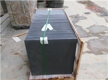Sichuan Black Sandstone, Flamed Black Sandstone