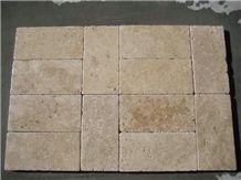 Wellest L727 Classic Beige Lime Stone Honed Finish Floor Tile, Classic Beige Lime Stone Limestone Slabs & Tiles