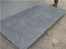 Wellest L828 Blue Stone Limestone Hone Finish Slab, China Grey Limestone