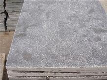 Wellest L828 Blue Stone Tile,Flamed Finish Tile,China Grey Bluestone Tile,Floor Tile,Floor Coverings,Flooring Tile