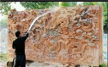 Wellest Landscape Boulder Stone, Landscape Decoration Rock, Garden Stone, Garden Rock,Item No.Lss001