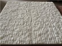 Wellest M101 Crystal White Marble Tile & Slab,Split Surface,Shinning White,Sparkle White, China White Marble