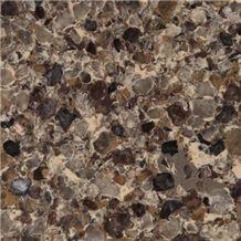 Wellest Wm043 Motain Grey Quartz Tile and Slab