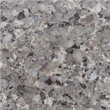 Wellest Wm048 Ice Grey Quartz Tile and Slab