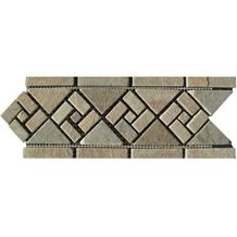 Wellest Yellow Wood Slate Molding & Border, China Slate Skirting,Model No. Sms012