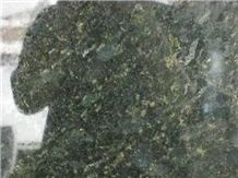 Giga Green Verde Butterfly Granite Slab Remnants, China Green Granite
