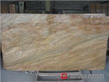 Imperial Gold, Golden King Granite Slabs & Tiles, India Yellow Granite