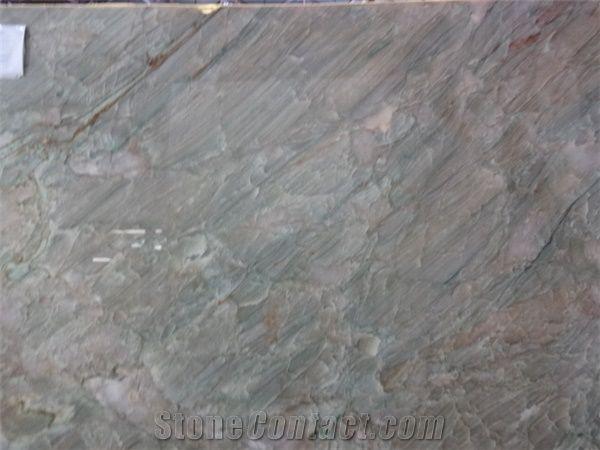 Alexandrita Quartzite Slabs Brazil Green Quartzite From