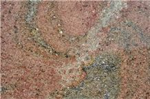 China Multicolor Star Dust China Granite Slabs & Tiles