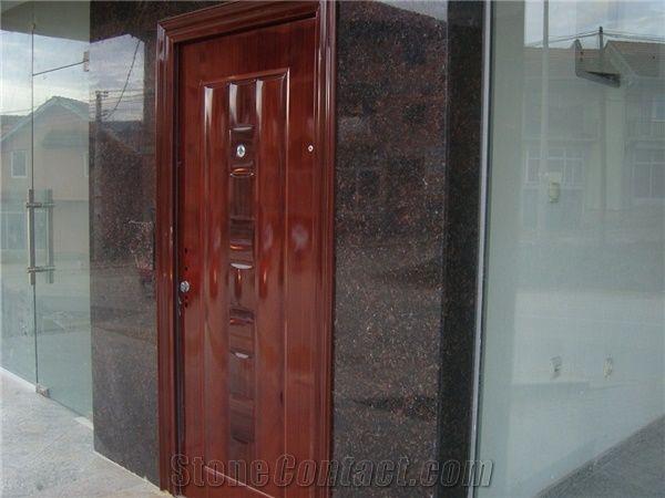 India Tan Brown Granite Door Frame From Kosovo