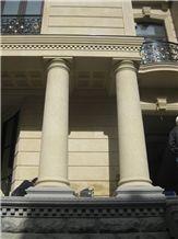 Felsite Stone Columns, Noyemberyan Felsite Column Capitals