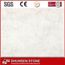 White Backlit Wall Panel Translucent Resin Panel