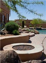 Sierra Sandstone Pool Coping, Pool Pavers, Pool Design