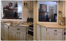Kitchen Remodel, Exotic Granite Kitchen Countertop