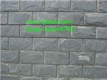 Cheap Price for Grey Slate Mushroom Stone for Wall Cladding