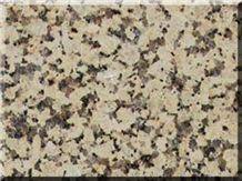 Crystal Yellow Granite Tile, China Yellow Granite