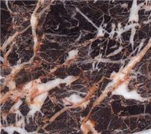 Cuckoo Red Marble Tile, China Red Marble
