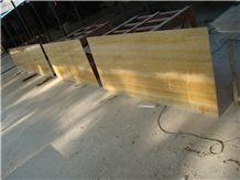 Honey Onyx Slabs & Tiles