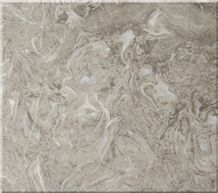 King Flower Marble Tile, China Grey Marble
