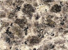 Leopard Skin Granite Tile, China Brown Granite